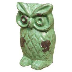 Alsatia Owl Statue