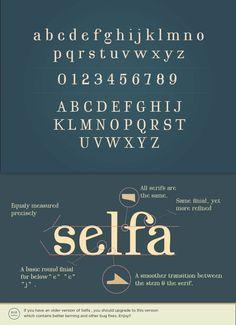 Typographie : 10 fonts gratuites pour commencer lannée 2013