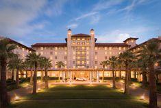 Galveston Texas, Galveston Island, Haunted Hotel, Hotel Kassel, Tremont House, Most Haunted Places, Historic Properties, Texas Travel, Usa Travel