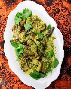 Spicy Recipes, Veggie Recipes, New Recipes, Cooking Recipes, Nigel Slater, Roasting Tins, Midweek Meals, Eggplant Recipes, Ice Cream Recipes