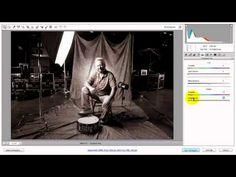 Creare Strabilianti Foto in Bianco e Nero - Photoshop CS5 - Camera Raw - Tutorial Italiano