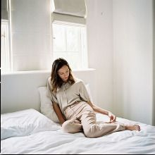 Gia Coppola, by Peter Ash Lee for THAT magazine.