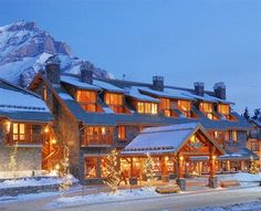 The Fox Hotel and Suites , Banff, Canada >>  http://www.lowestroomrates.com/avail/hotels/Canada/Banff/The-Fox-Hotel-and-Suites.html?m=p   When you stay at The Fox Hotel and Suites in Banff, you'll be in a national park and close to Banff National Park Information Centre and Upper Hot Springs. This ski hotel is within close proximity of Banff Lake Louise Tourism Bureau and Canadian Ski Museum West.  #FoxHotel  #Banff