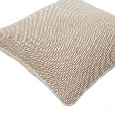 Linen Weave Cushion   Meadows & Byrne Weave, Plush, Cushions, Throw Pillows, Toss Pillows, Hair Lengthening, Pillows, Pillow Forms, Sweatshirts