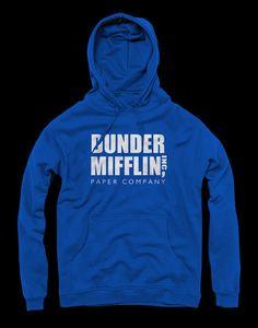 Dunder Mifflin Hoodie – Poputees.com