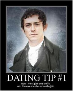 No one smirks quite like Mr Tilney! For further in-depth analysis of Austen heroes, admiration of her heroines, and lots of fun facts about Jane's life and novels, follow @LitDetectives on Twitter