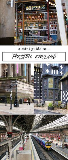 Things to do in Preston, Lancashire, UK