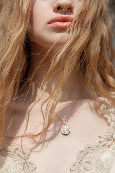 diamond pendant necklace from London Manori