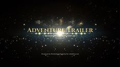 Adventure Trailer (Abstract) #Envato #Videohive #aftereffects