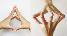 Mudras: Yoga by the fingers Qi Gong, Acupuncture, Ayurveda, Corps Yoga, Yoga Sun Salutation, Plexus Solaire, Finger Exercises, Yoga Poses For Two, Meditation