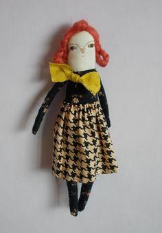 Betty  An Art doll  Ooak by maidolls on Etsy