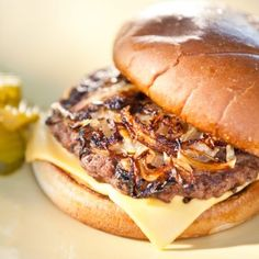 Fabulous Oklahoma Fried Onion Burgers Cook s Country Recipe Twenty Minutes a Day A Step Towards a Balanced Life Fried Onion Burger Recipe, Turkey Burger Recipes, Hamburger Recipes, Beef Recipes, Cooking Recipes, Stuffed Burger Recipes, Griddle Recipes, Hamburger Buns, Gastronomia