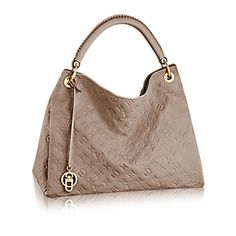 Artsy MM Monogram Empreinte - Handbags | LOUIS VUITTON