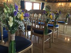 Vickys Flowers specialist wedding and event florist, first established Now freelance based in West Lothian Flower Service, Wedding Flowers, Dining Chairs, Creativity, Decorations, Display, Furniture, Home Decor, Style