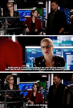 Arrow - Felicity Smoak #4.15 #Season4
