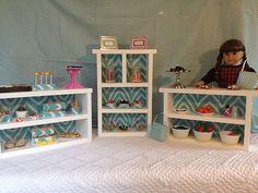 Cakery Bakery Food Shelves Fits American Girl Doll | eBay