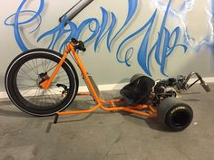 SFD Industries Drift Trike