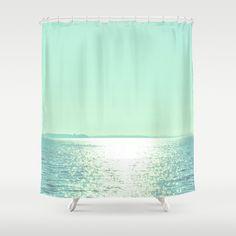 Summer Shine Shower Curtain by Amy Hamilton
