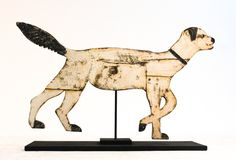 Folk art Doggie Weathervane