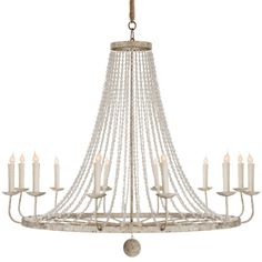 Aidan Gray Lighting Chandelier Naples #laylagrayce #chandelier