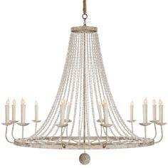 Aidan Gray Lighting Chandelier Naples #laylagrayce #chandelier