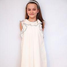 Pretty & fresh Chloe Kids, Cold Shoulder Dress, White Dress, Fresh, Pretty, Clothes, Dresses, Fashion, Outfits