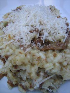 Pilzrisotto Rezept Risotto mit Pilzen Die_Kinderkueche