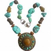 turquoise jewelry asian - Bing Images