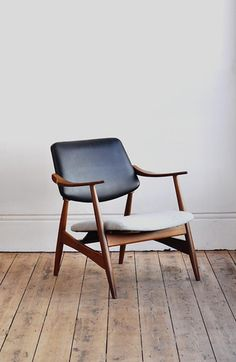 Danish Easy Chair by Forest London