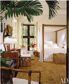 Ralph Lauren's home in Round Hill, Jamaica.
