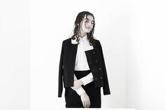 All Black, Duster Coat, Stylists, Blazer, Lady, Model, Jackets, Minimalism, Editorial