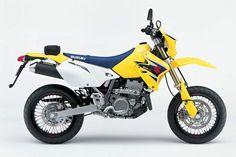 DR-Z 400SM, 2007-2008