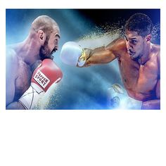 Anthony Joshua vs Tyson Fury #JoshuaFury