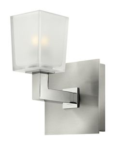 Zina 1 Light Bath Vanity Light