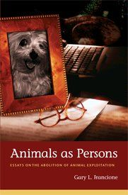 """""""Coolly, lucidly, and uncompromisingly, with a minimum of horror stories, Gary L. Francione argues for the right of all sentient beings to a full life. His critique of animal-welfare legislation, with its many escape clauses that allow the business of animal exploitation to proceed as usual, is particularly devastating."""" — J. M. Coetzee , winner of the Nobel Prize in Literature"""