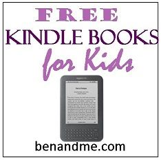 Ben and Me: Free Kindle books for your kids . . .