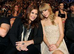 Hillary Scott, Taylor Swift