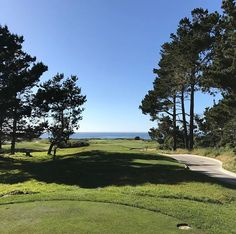 The 7th hole at the Spanish Bay is absolutely spectacular! #golf #golfcourse #golftrip #whyilovethisgame #pebblebeach #spanishbay #perfectday #iphone7plus #mtlphotography #golfcoursephotography #pacificocean #monterey #bluesky #enjoythewalk #nature #perfectconditions #photooftheday #golfdigest #nofilter #montereylocals #pebblebeachlocals - posted by mtlgolfpro77 https://www.instagram.com/mtlgolfpro77 - See more of Pebble Beach at http://pebblebeachlocals.com/