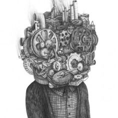 strange art drawings - Google Search