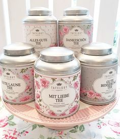 Ein tolles Geschenk für jeden Anlass einen köstlichen Tee von Tafelgut! ➡️ www.die-wandelbar.de