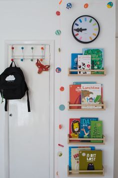 Bright_Renter_Friendly_Kids_Room_Decor_Styling_IKEA_Book_Storage