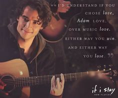 Adam Wilde - if only he was real and not a fictional character !