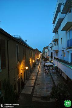 Via delle Caserme #Pescara #Abruzzo #Italia #Italy #Viaggio #Viaggiare #Travel #AlwaysOnTheRoad