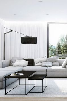 Check out these superbly stylish monochromatic living room decorating idea that will totally inspire you! Pick the best one and style up your home now!
