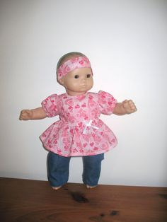 Bitty Baby Doll Clothes or Bitty Twin Dolls by roseysdolltreasures, $13.99