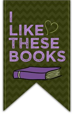 I Like These Books