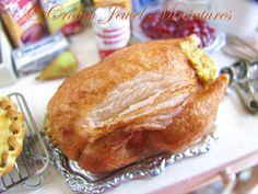 2014 Roasted turkey by IGMA Artisan Robin Brady-Boxwell
