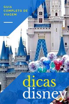 Guia completo e dicas de viagem Disney.