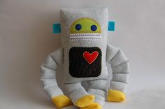 Love these robots! #robots
