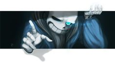 """""""Sans and I'll get you. BEWARE."""" — One of the infamous Sans Fangirls"""